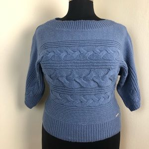 Michael Kors Blue Size M Sweater